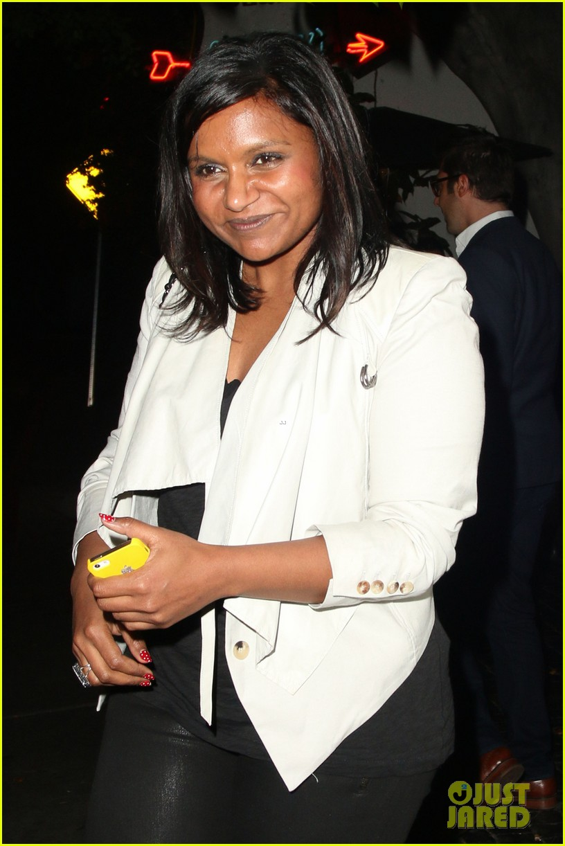 mindy kaling star wars episode 7 role 02