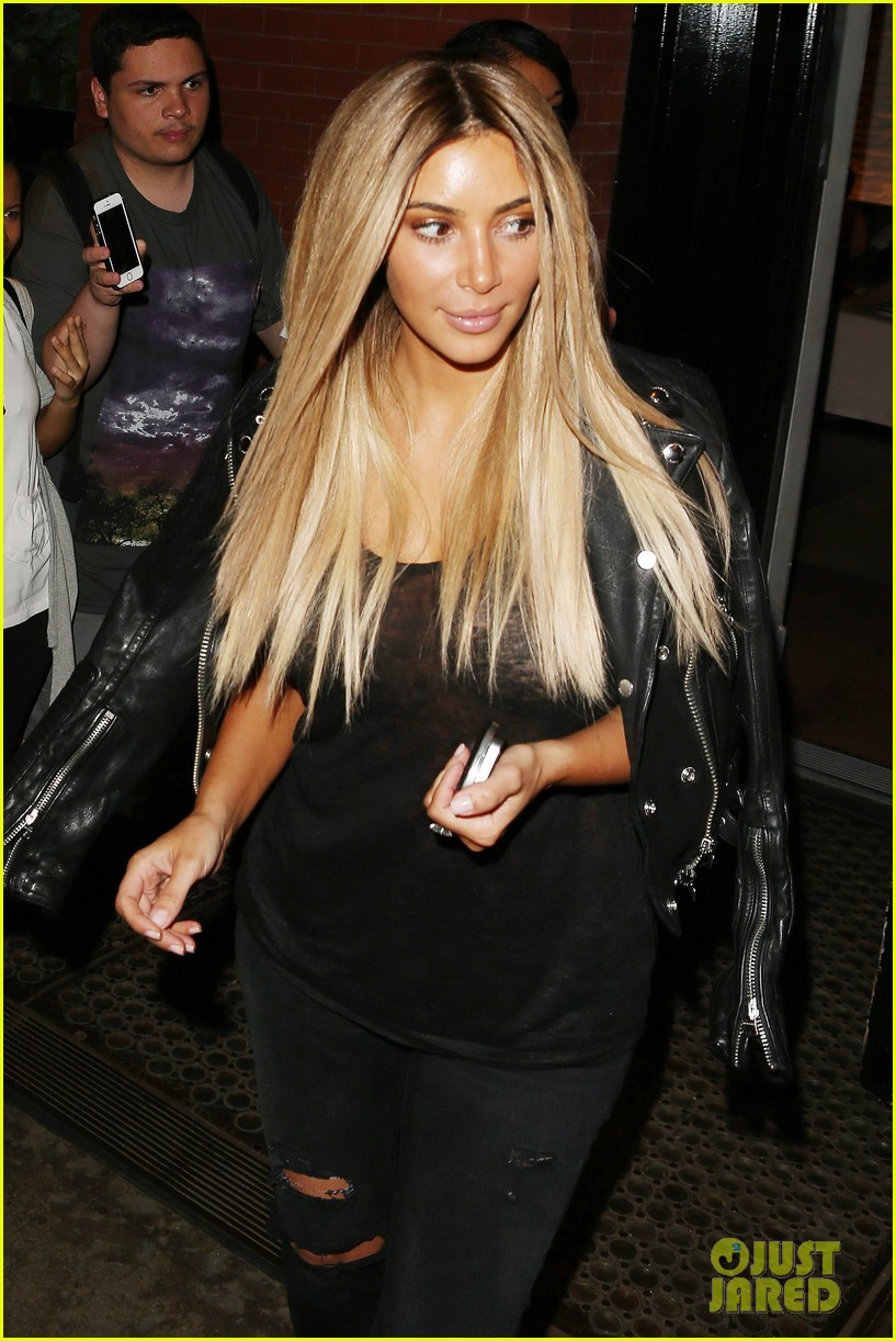 kim kardashian blonde hair wig 113143538