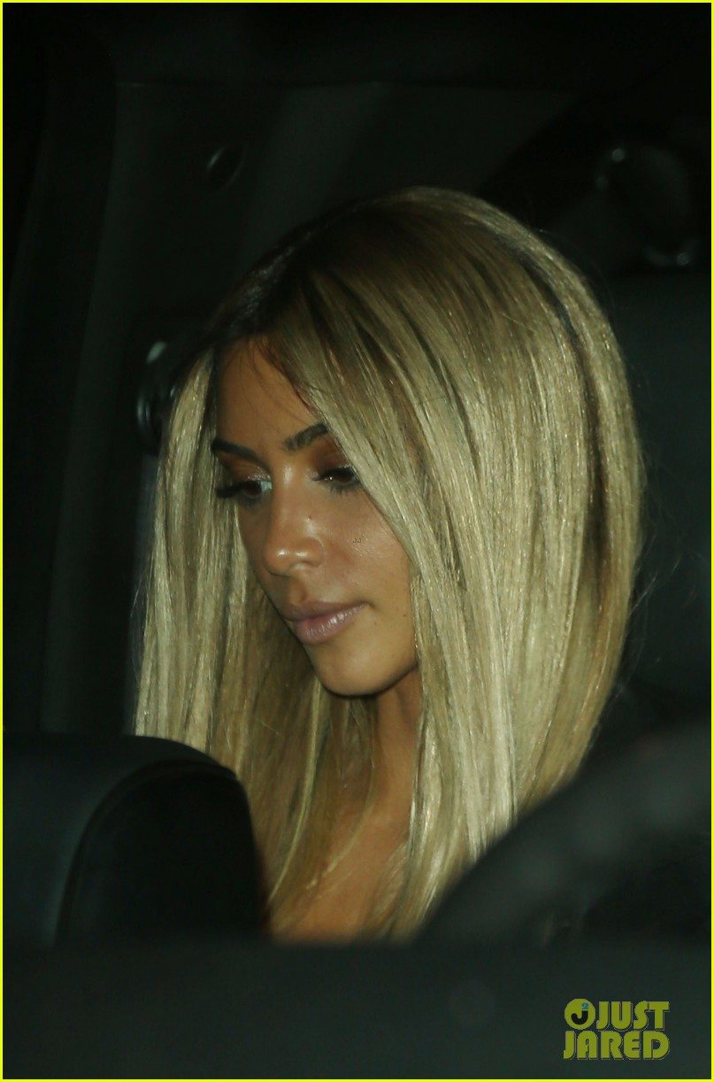 kim kardashian blonde hair wig 193143546