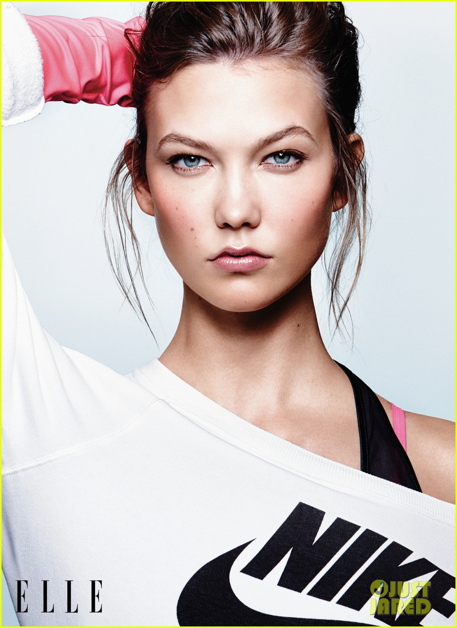 karlie kloss elle magazine feature 013144160