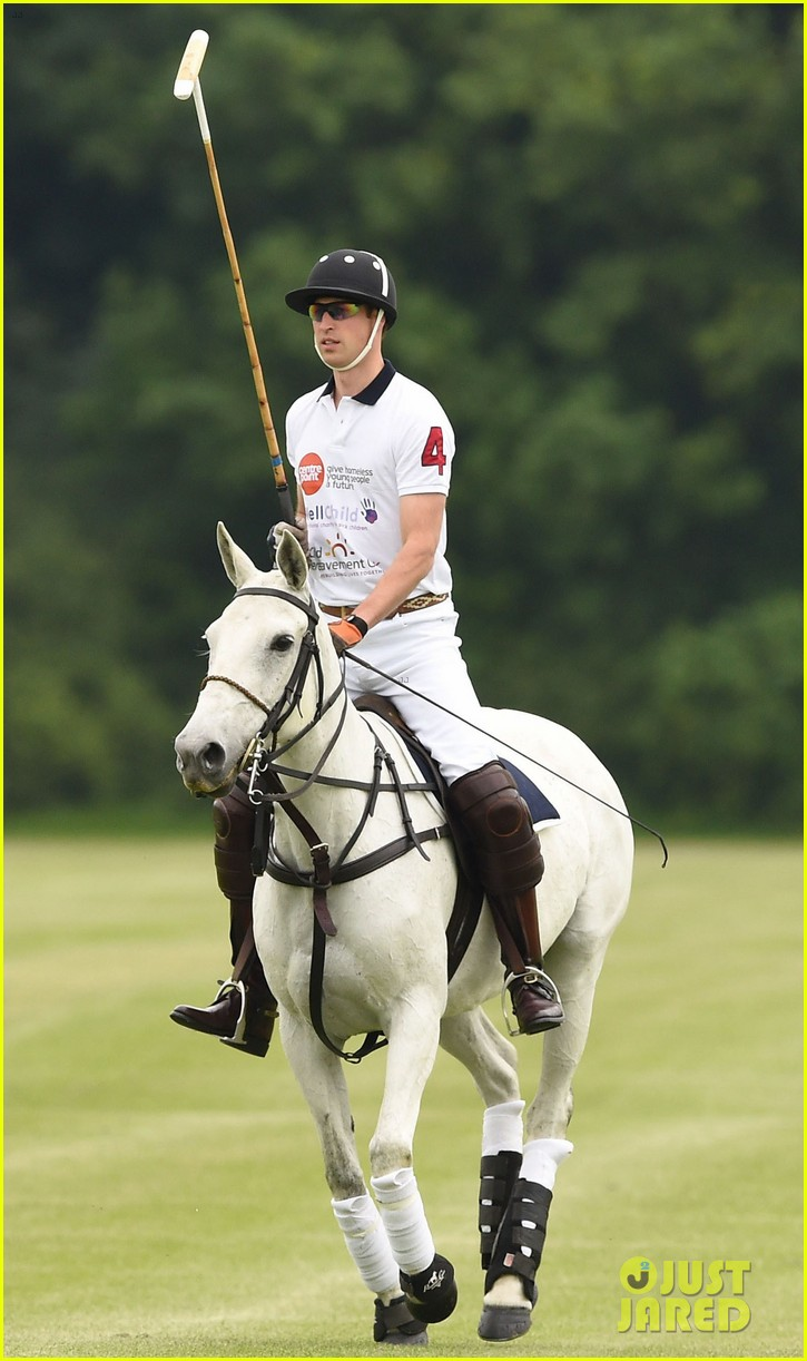kate middleton prince george william polo match 403135967
