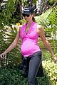 stacy keibler glams up and dresses down baby bump 04