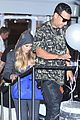 khloe kardashian french montana work off food after birthday celebration 05
