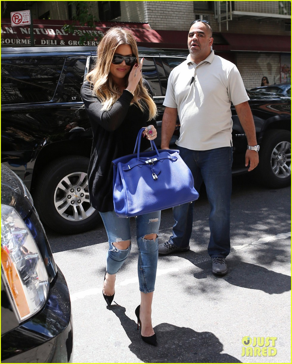 kim khloe kourtney kardashian have lunch together 063144125