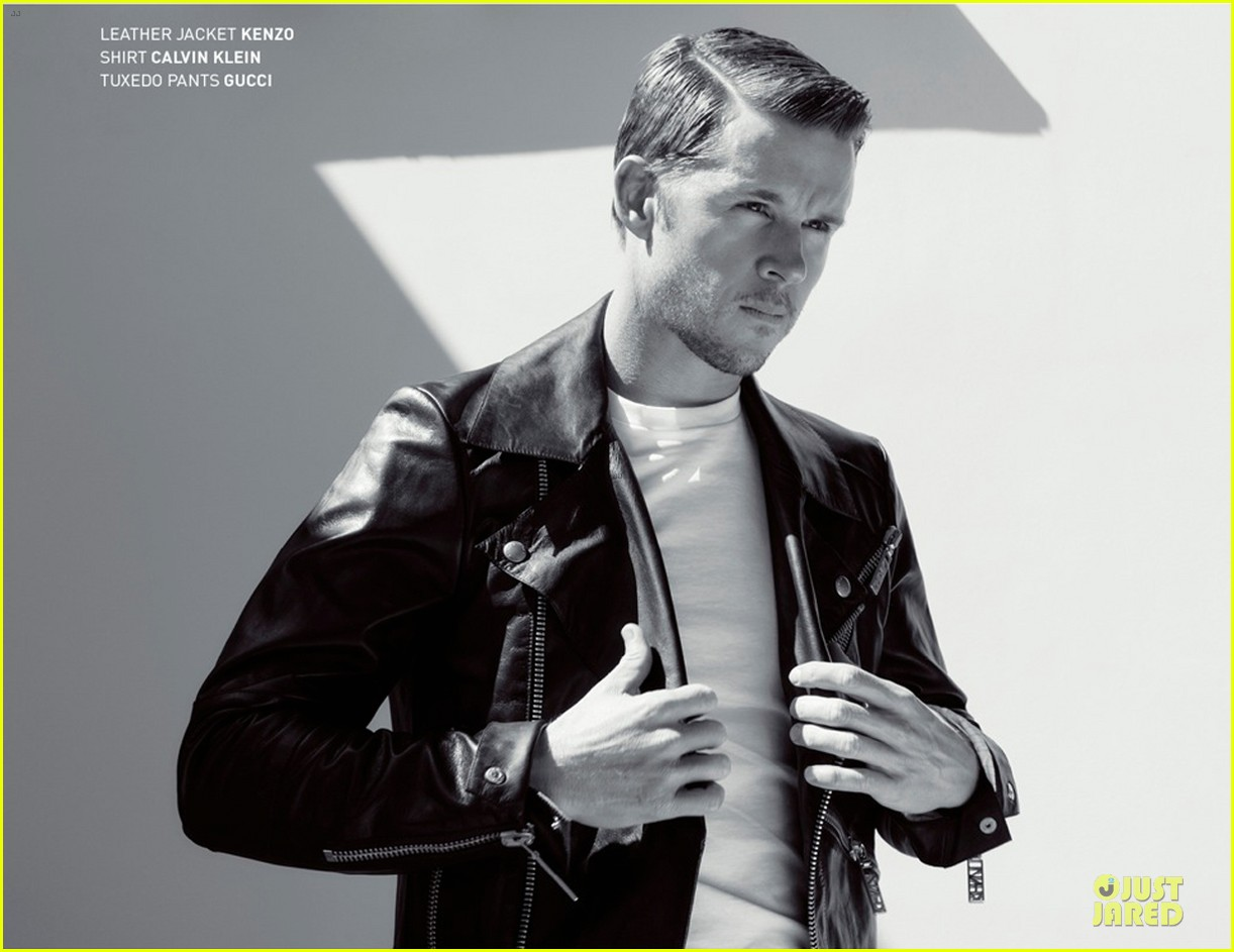 ryan kwanten farewell to true blood in bello 013130215