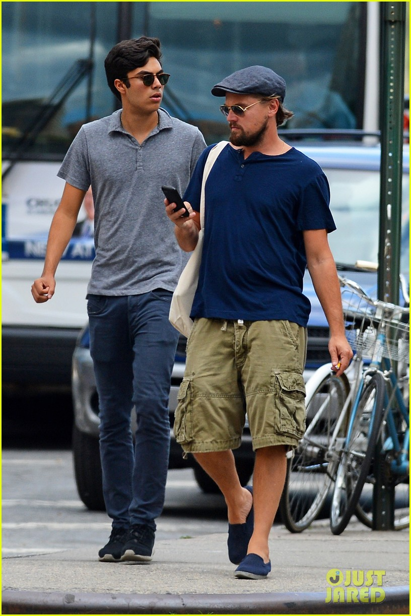 leonardo dicaprios the revenent eyeing tom hardy will poulter 053144700