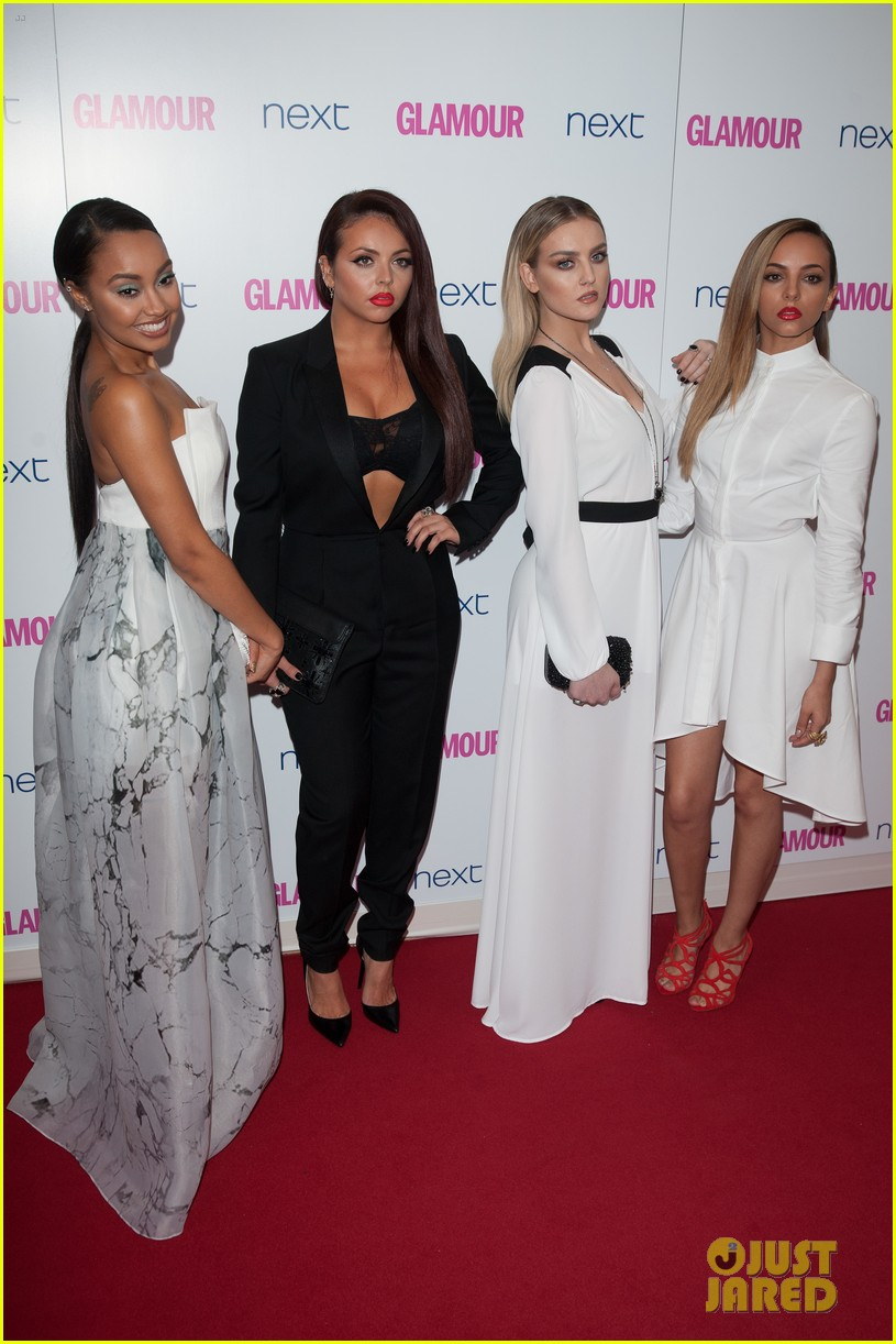 little mix glamour women year awards 023127497