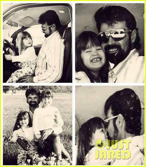 demi lovato dad death anniversary fan pic nyc 03
