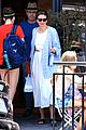 maggie gyllenhaal shows some skin at lunch 05