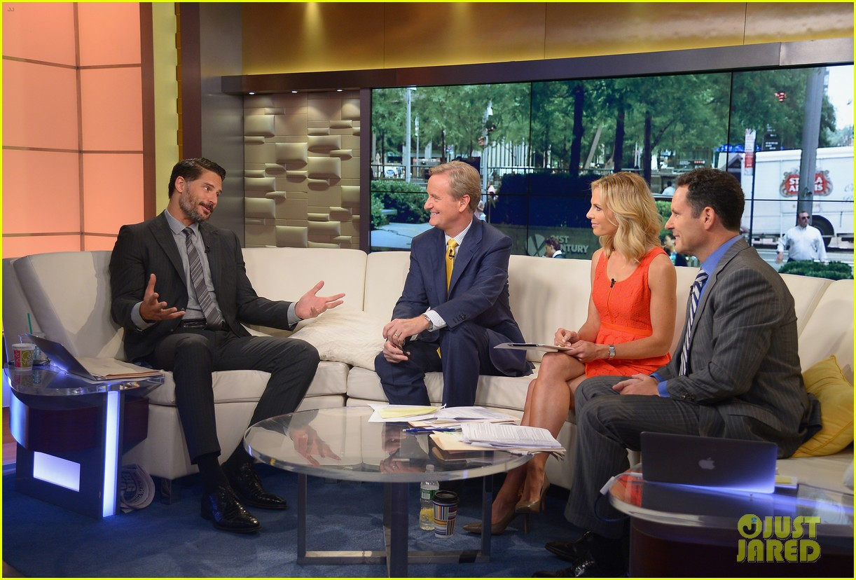 joe manganiello fox and friends 02