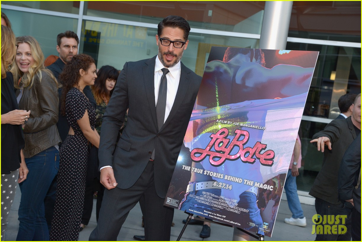 joe manganiello la bare premiere 123138795