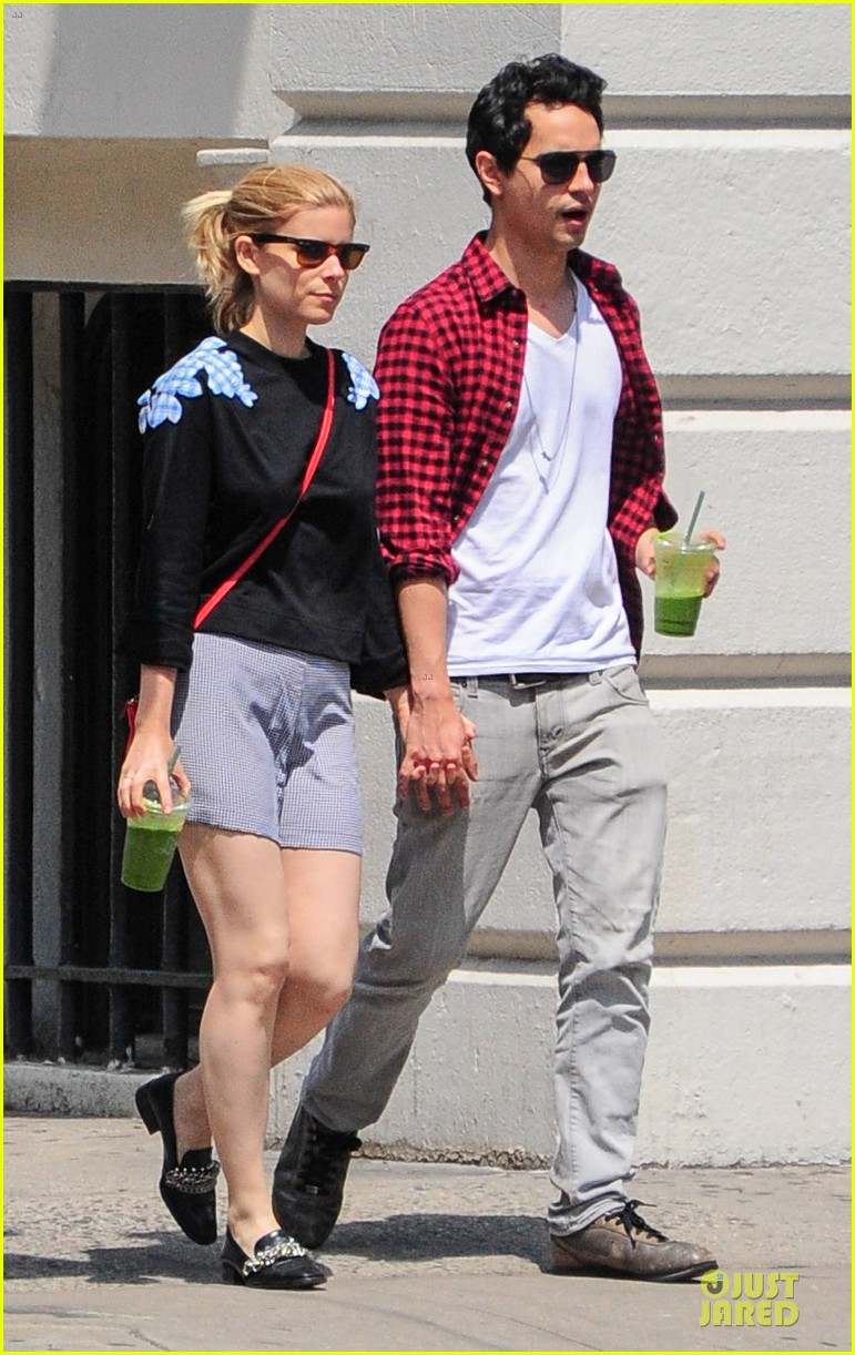 kate mara max minghella cant get enough of each other 03