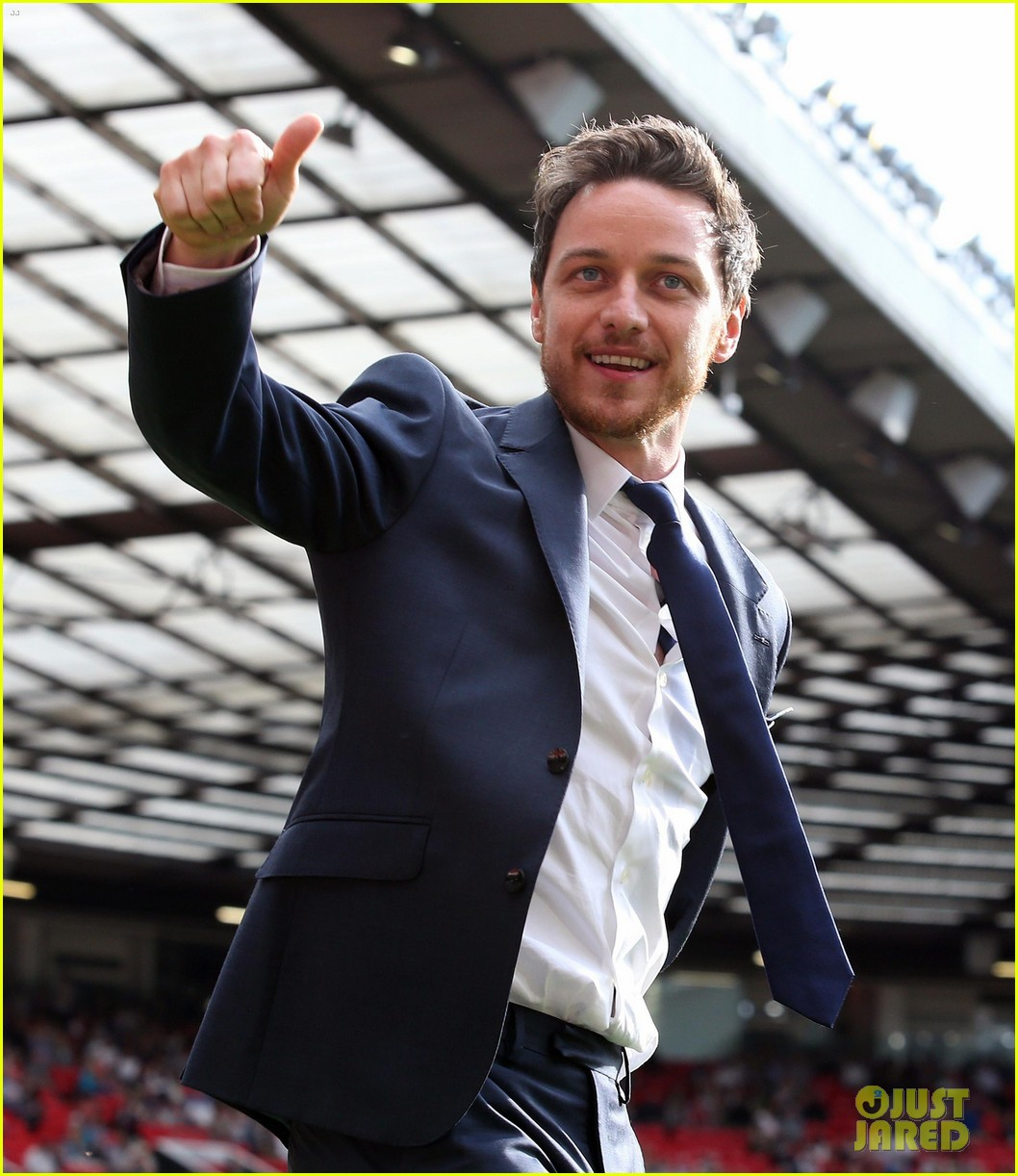 james mcavoy jeremy renner help tackle child poverty at soccer aid 2014 033131627