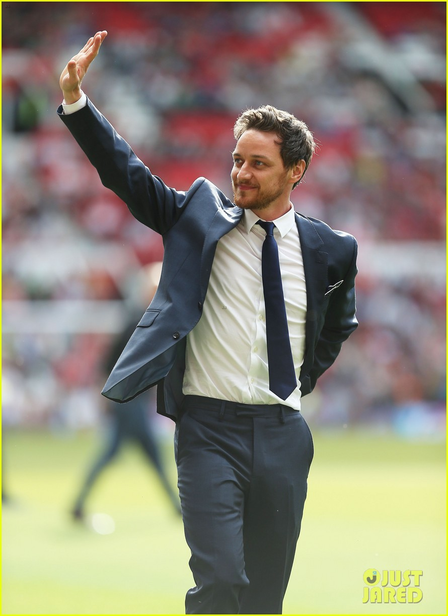 james mcavoy jeremy renner help tackle child poverty at soccer aid 2014 11