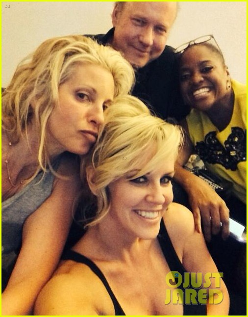 jenny mccarthy sherri shepherd hang out 02