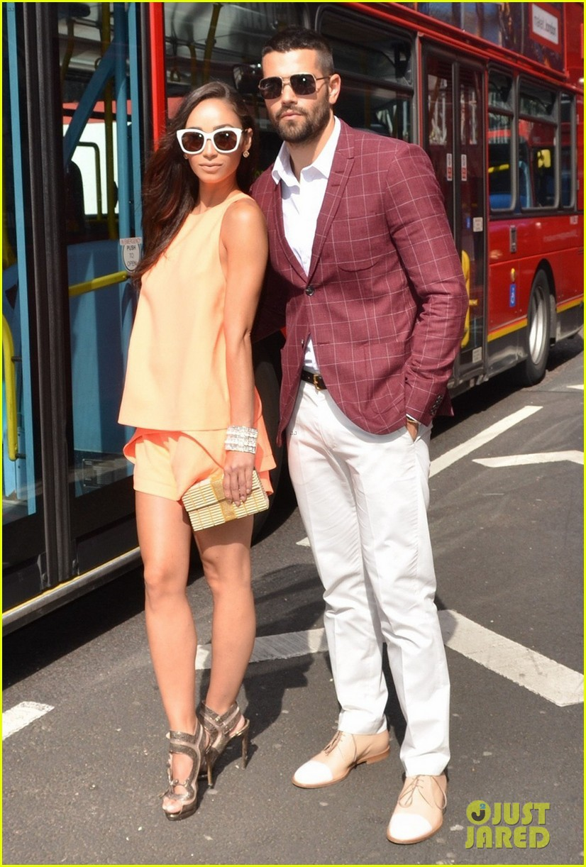 jesse metcalfe cara santana fashionable duo for london mens fashion week 063137876
