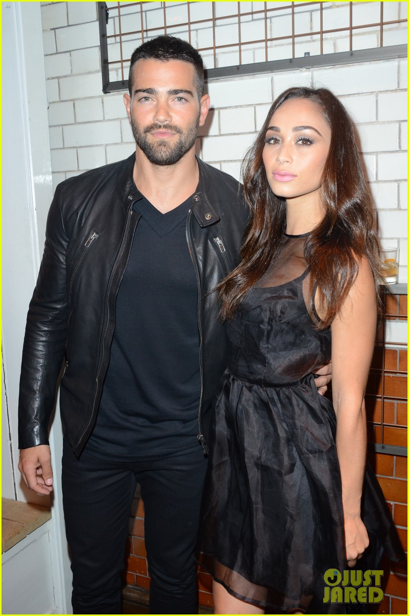jesse metcalfe cara santana fashionable duo for london mens fashion week 143137884
