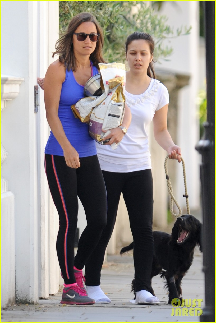 pippa middleton has a royal dog day afternoon with lupo 06