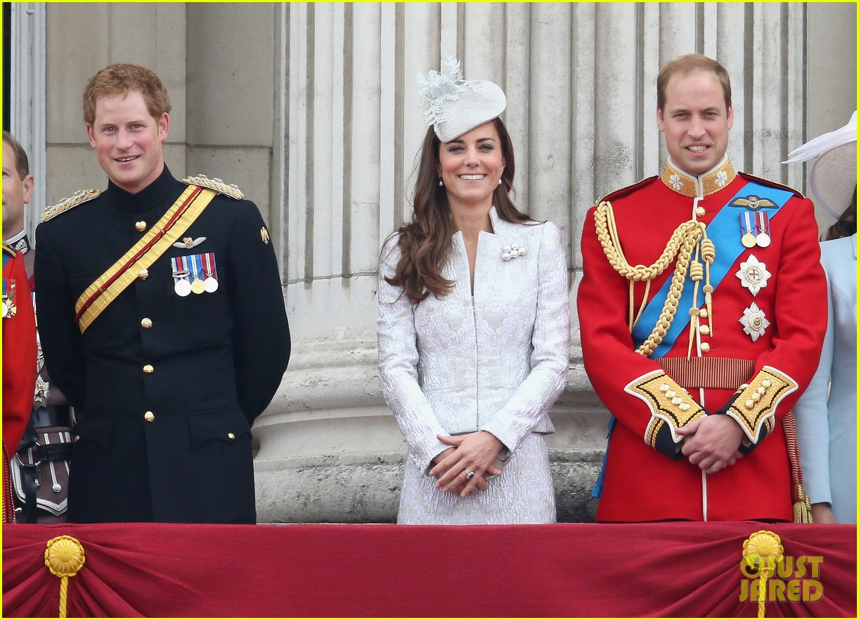 kate middleton prince william harry favorite royal trio 163135480