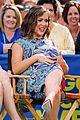 alyssa milano pregnant large baby bump 08