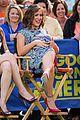 alyssa milano pregnant large baby bump 15
