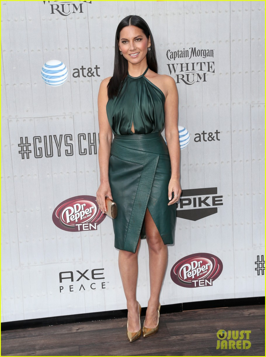 olivia munn rosario dawson guys choice awards 2014 163130701