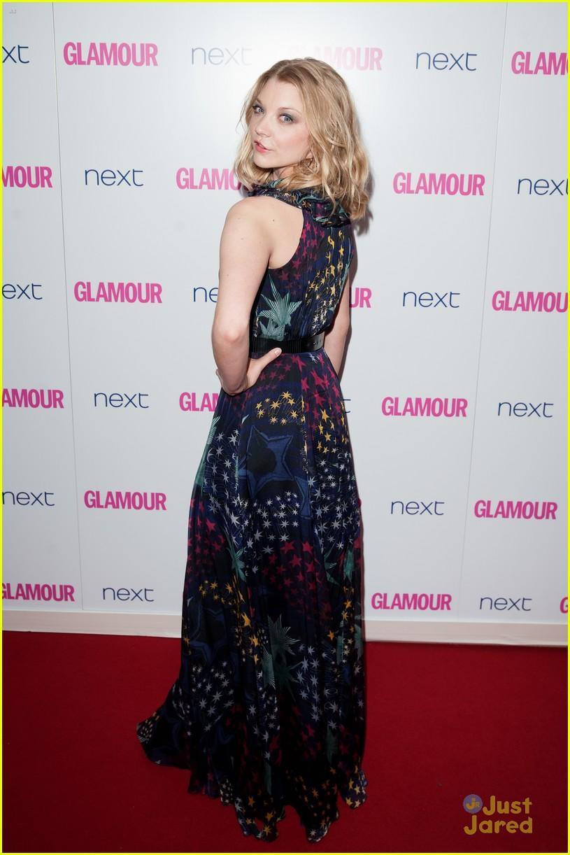 natalie dormer sophie turner sarah gadon glamour awards 083127741