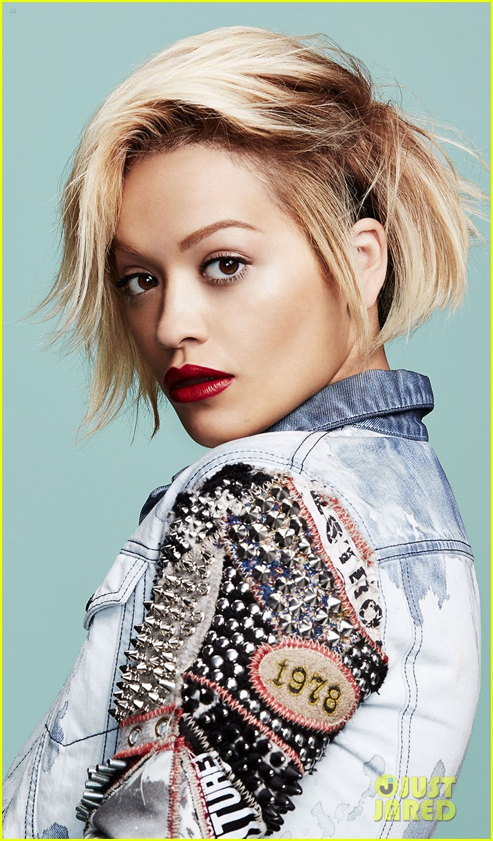 rita ora flare august 2014 issue 04