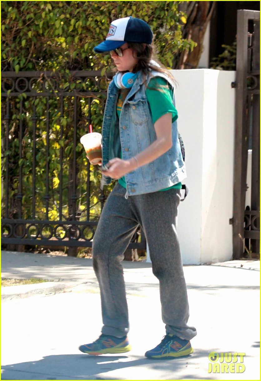 ellen page go see obvious child 033141363