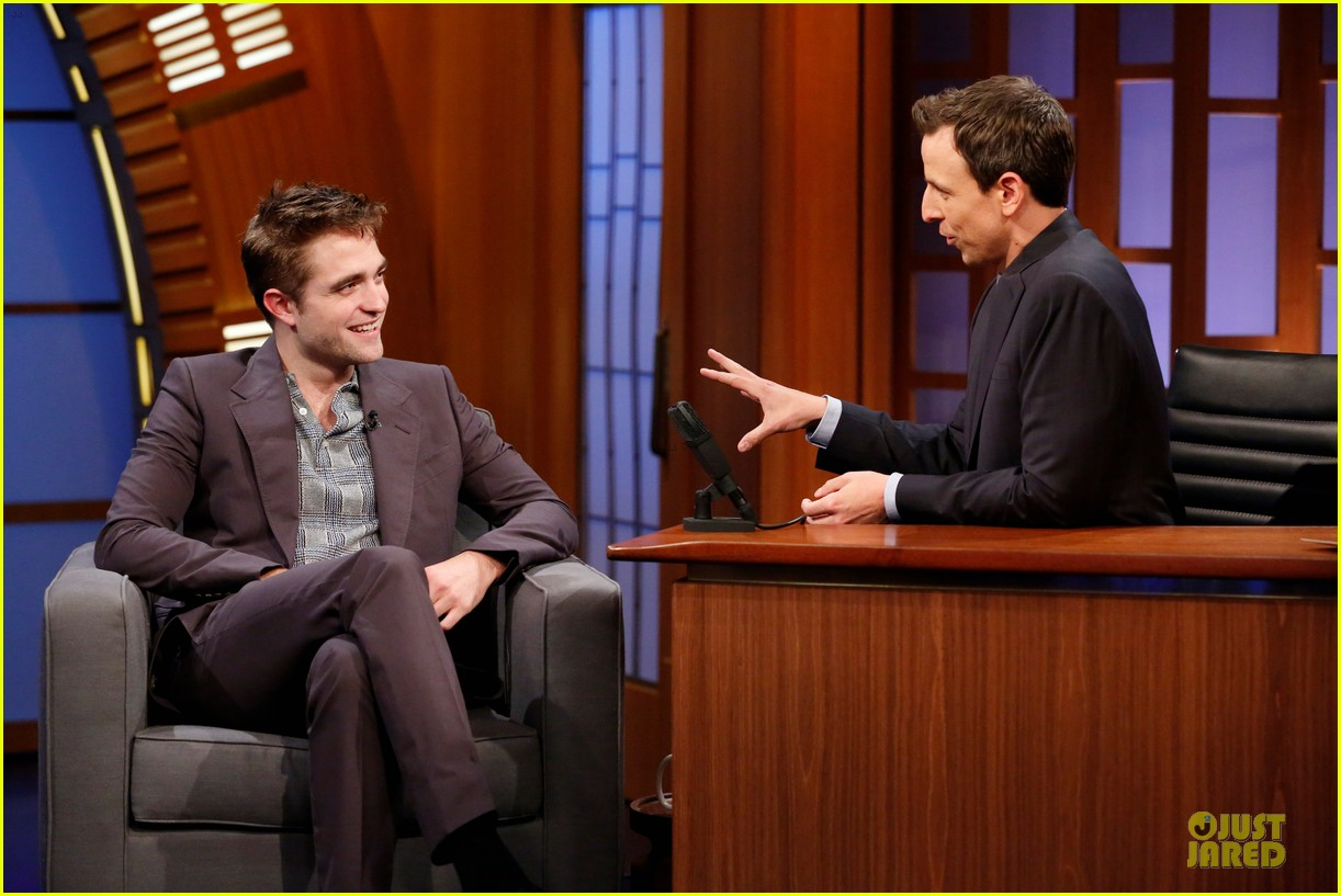 robert pattinson reveals rapper name 013137797