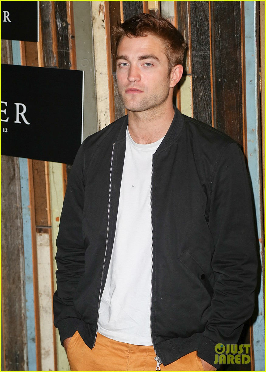 robert pattinson the rover sydney photo call 133129394