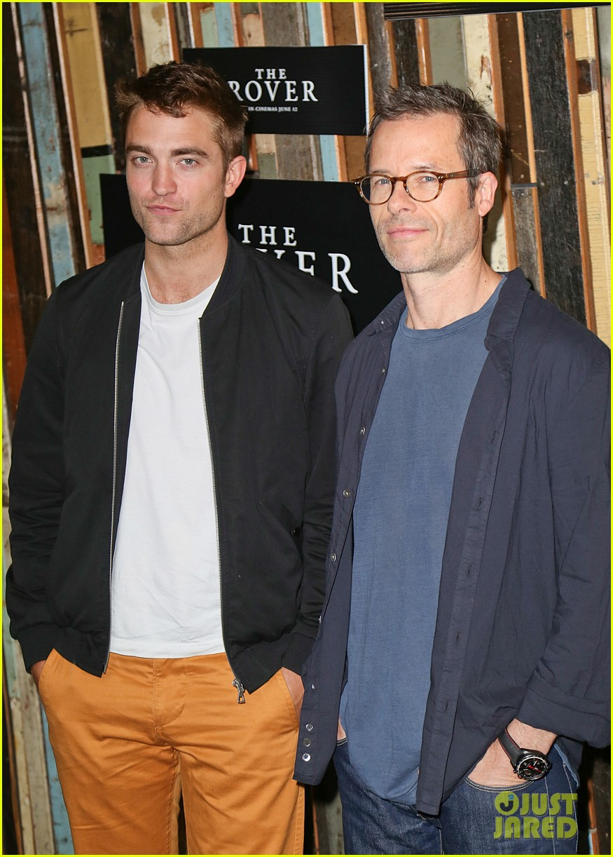 robert pattinson the rover sydney photo call 20