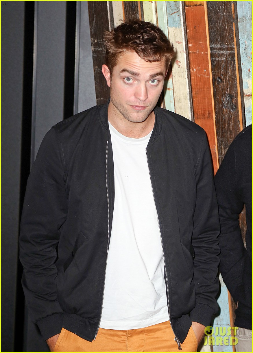 robert pattinson the rover sydney photo call 22