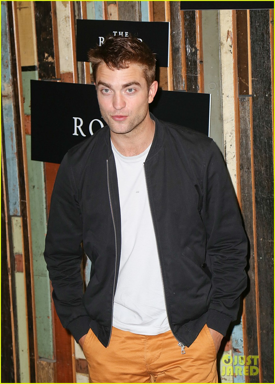 robert pattinson the rover sydney photo call 303129411