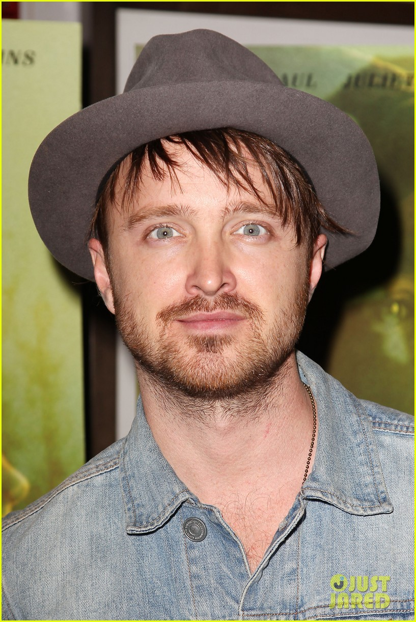 aaron paul watch hellion with him tonight 103134528