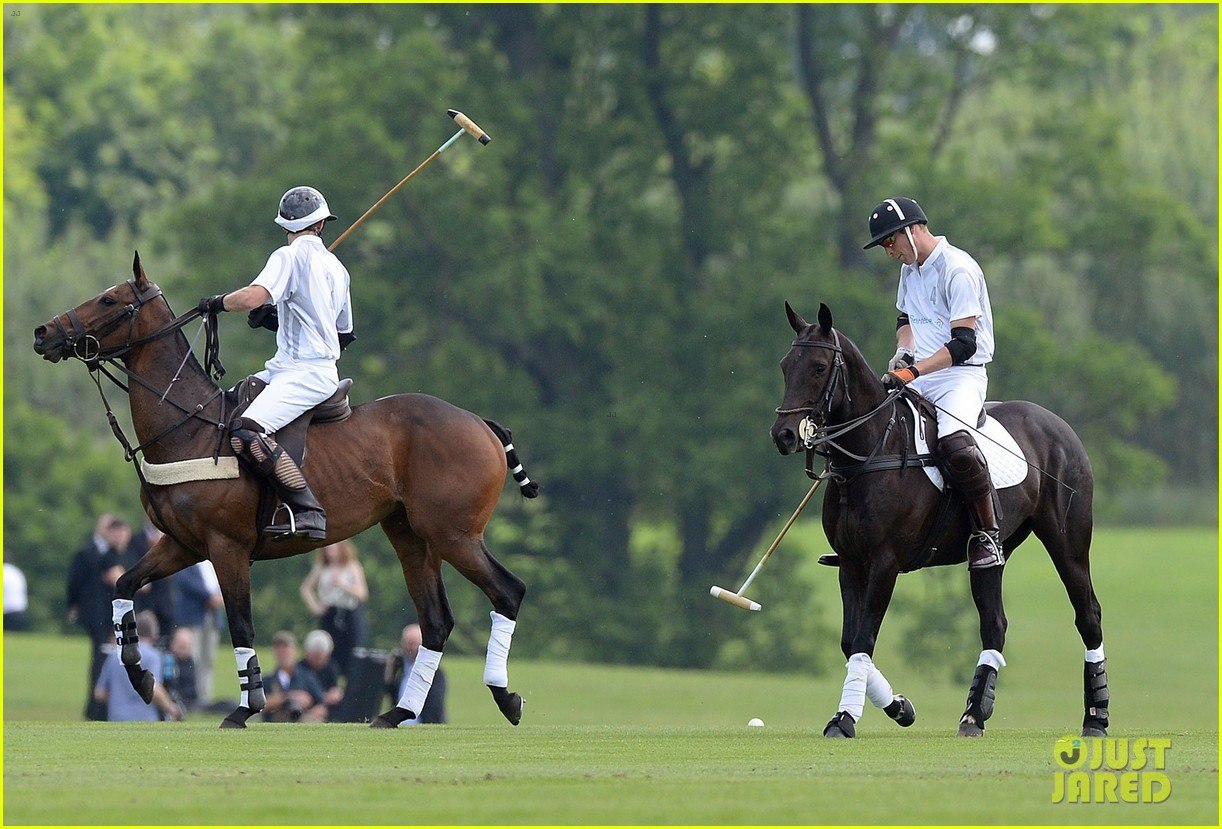 prince william harry audi polo challenge day two 15