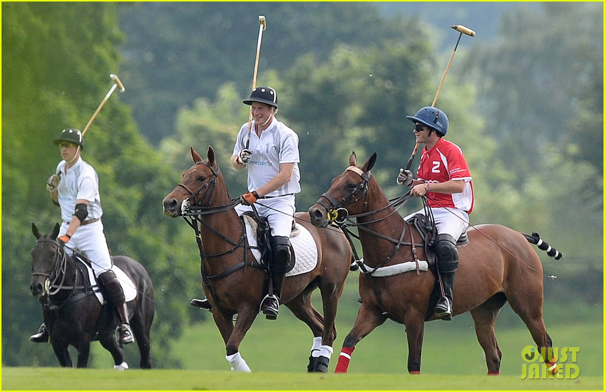 prince william harry audi polo challenge day two 163126037