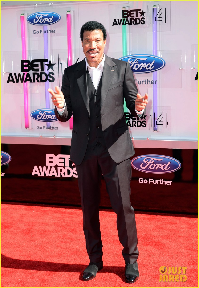 lionel richie bet awards 2014 01