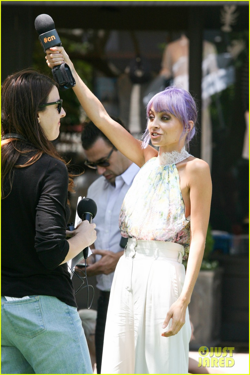 nicole richie candidly nicole the grove 09