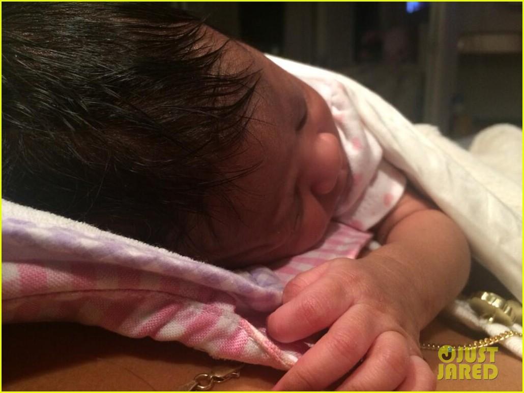 rihanna cutest pics baby niece 29