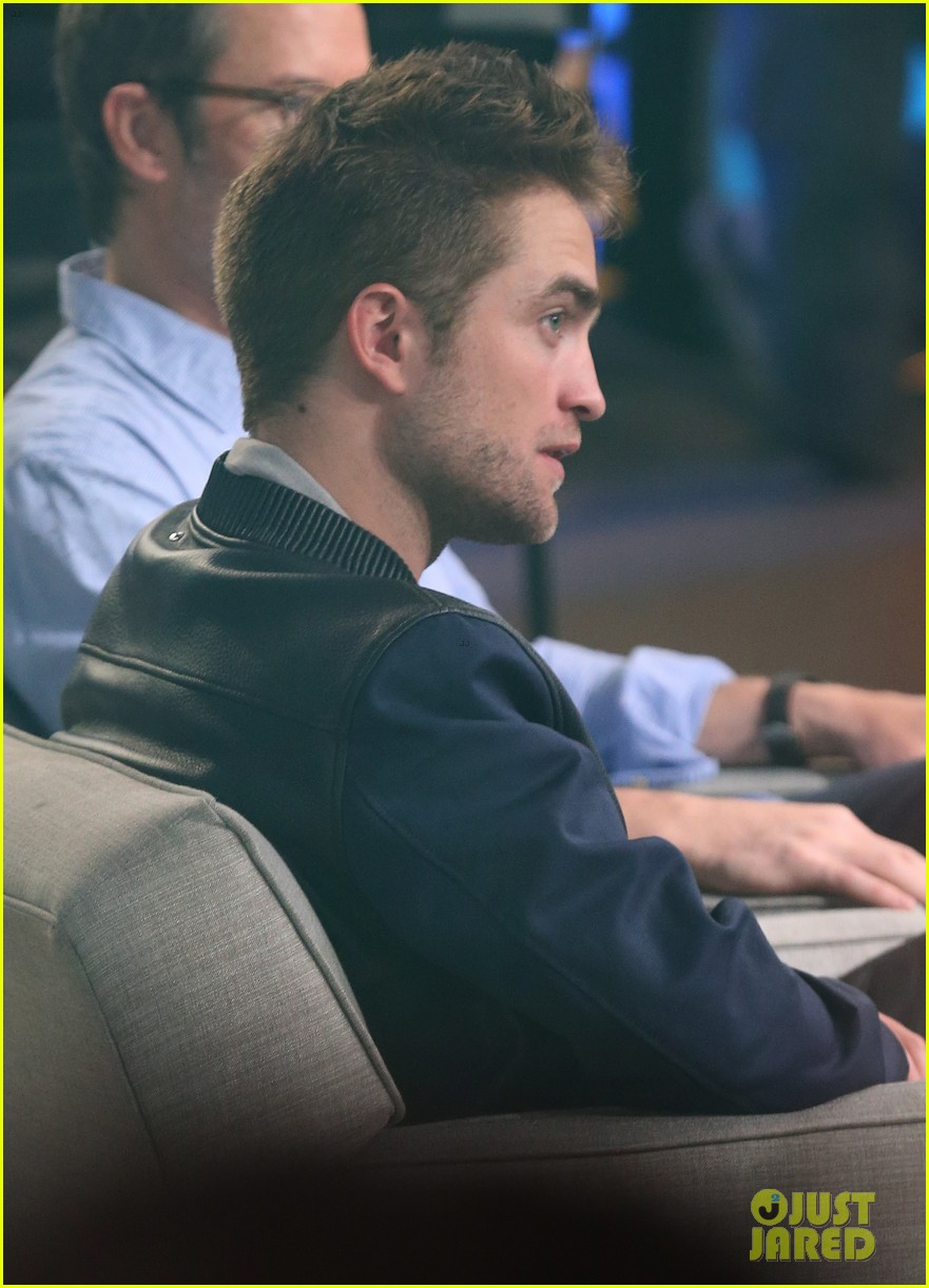 robert pattinson the rover good morning america 14