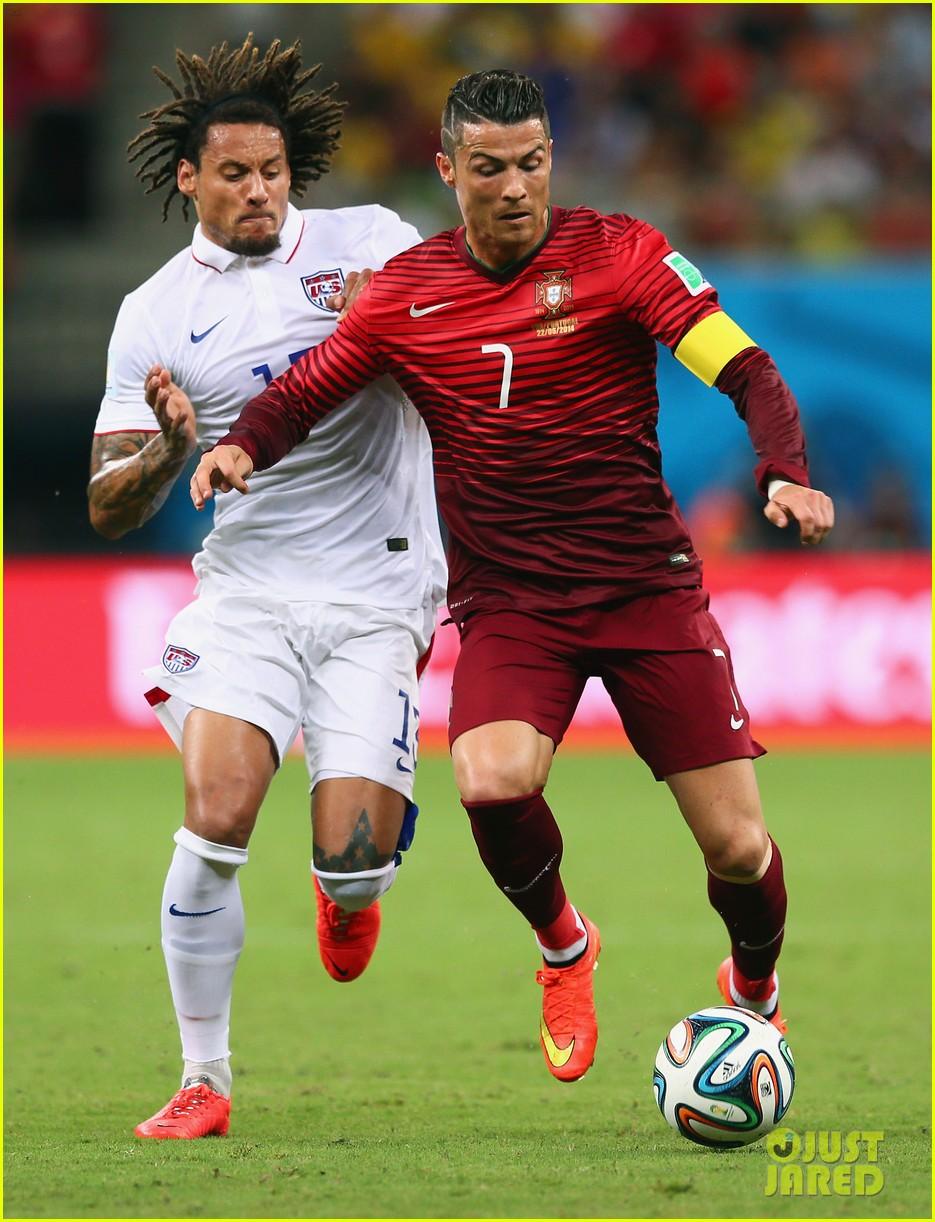 cristiano ronaldo world cup game usa vs portugal 08
