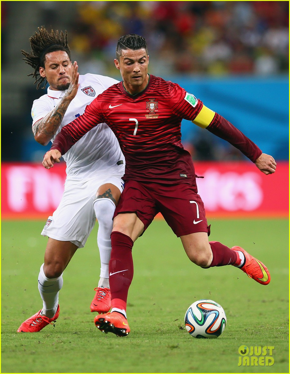 cristiano ronaldo world cup game usa vs portugal 093141573