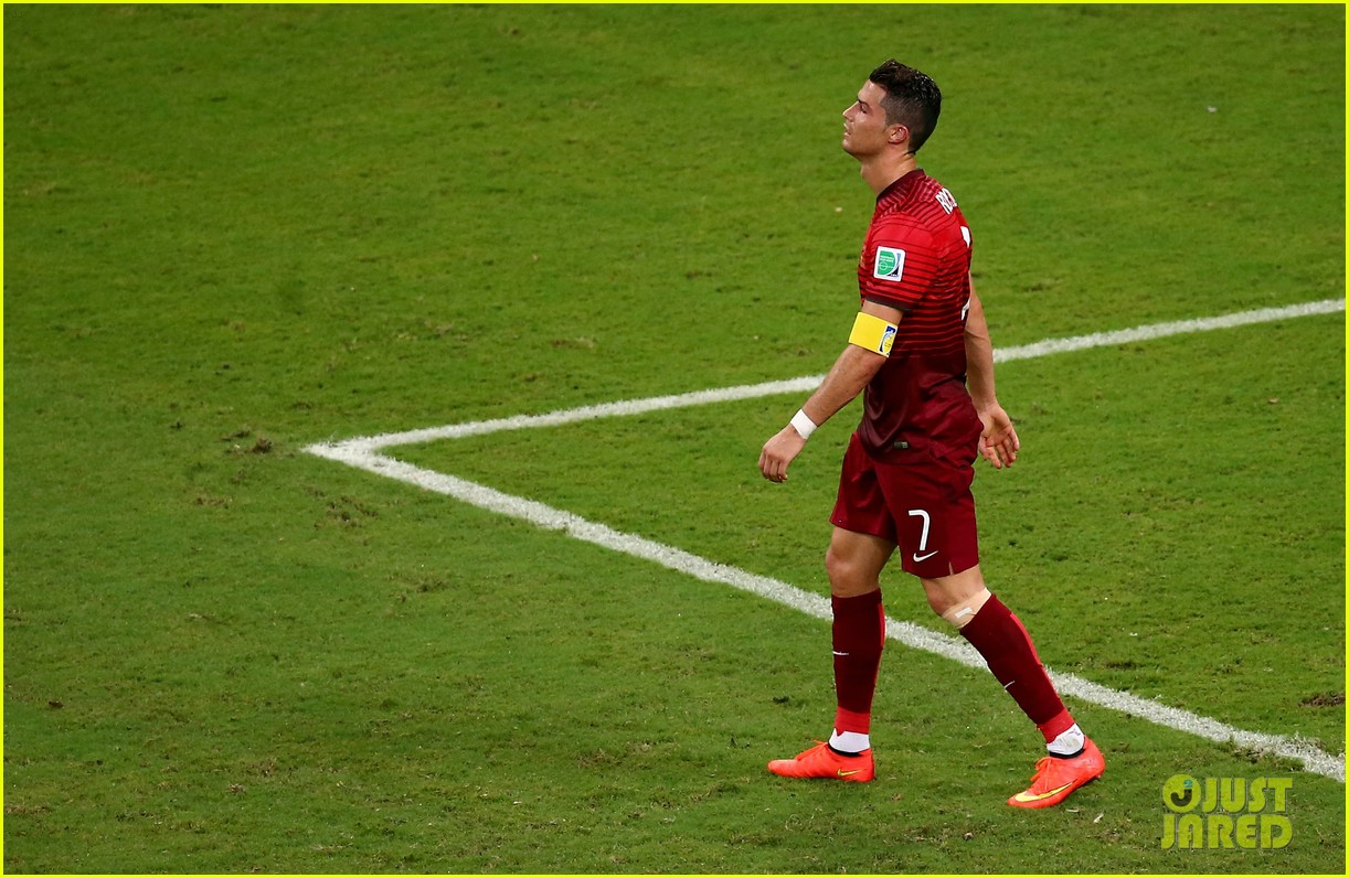 cristiano ronaldo world cup game usa vs portugal 17