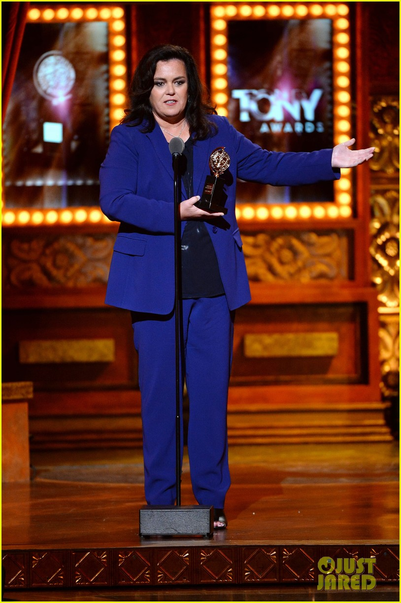 rosie odonnell tony awards 2014 053131289