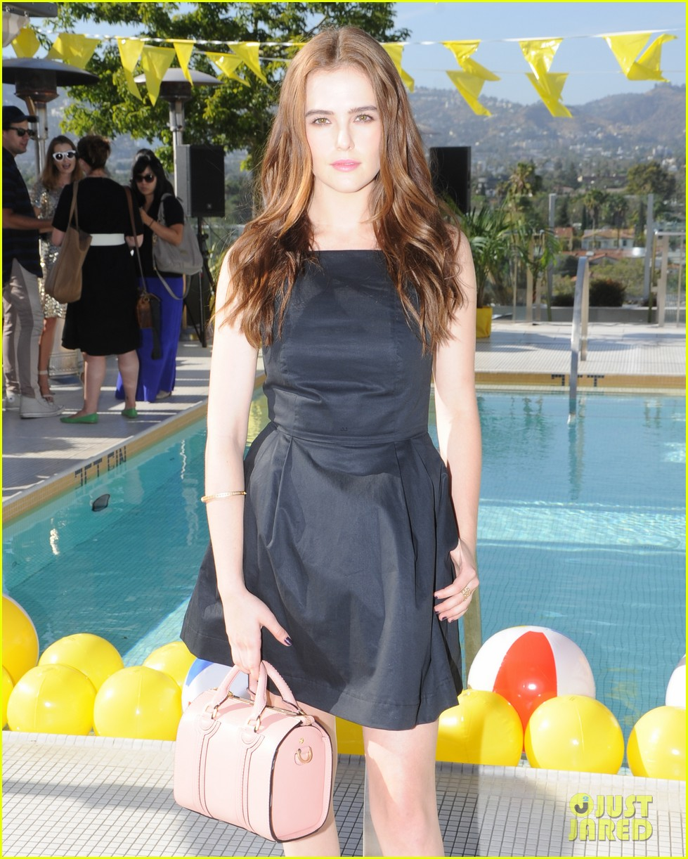 emmy rossum zoey deutch kate spade saturday 12