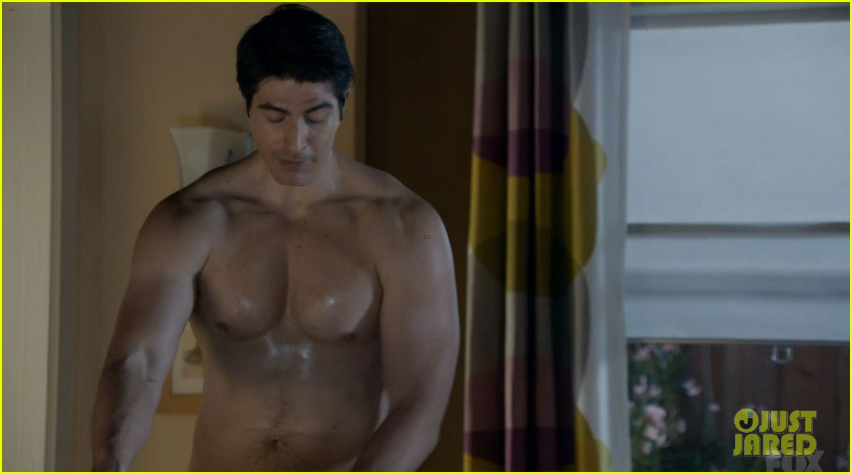 Male Sight Photography of Superman Returns Star Brandon Routh