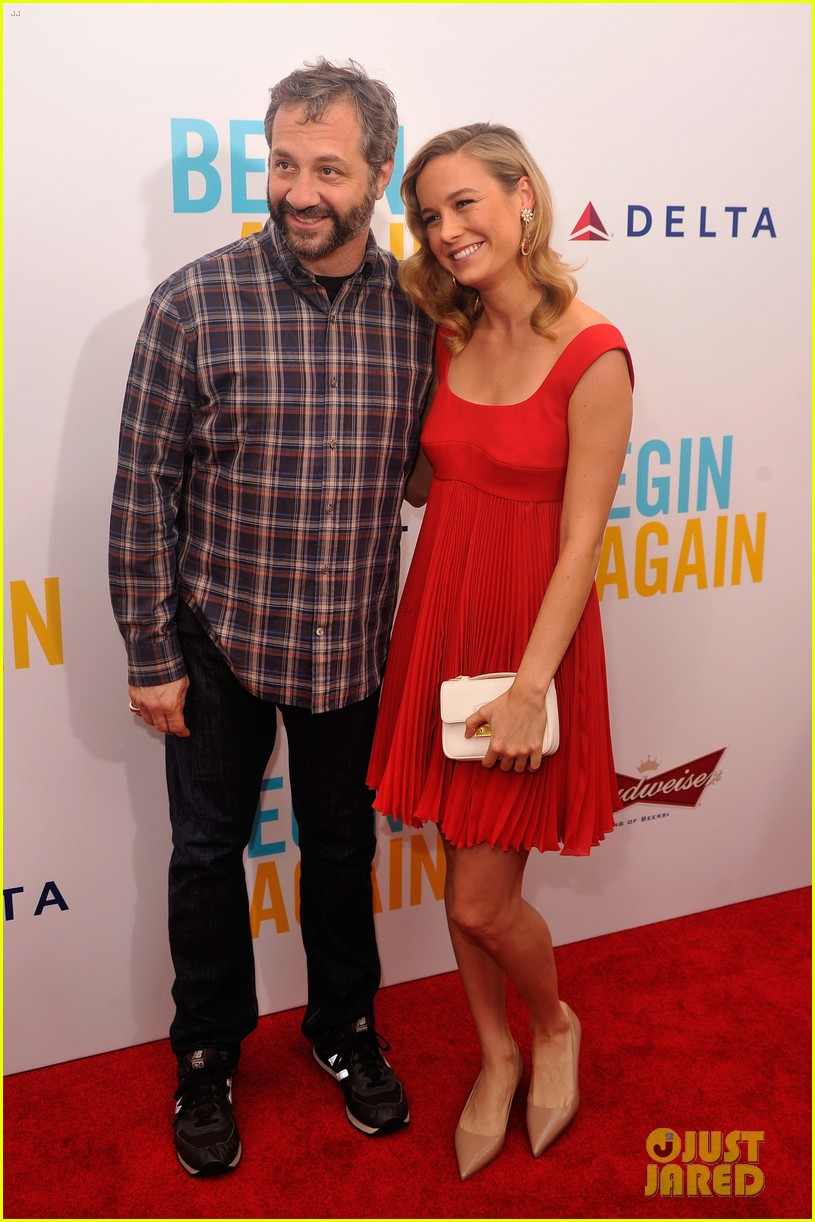 mark ruffalo brie larson begin again premiere 033143502