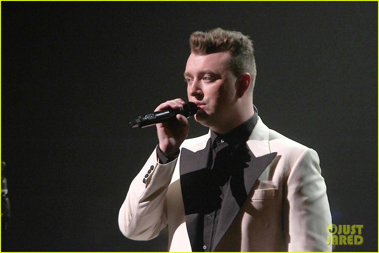 sam smith excited heart broken properly first time 05