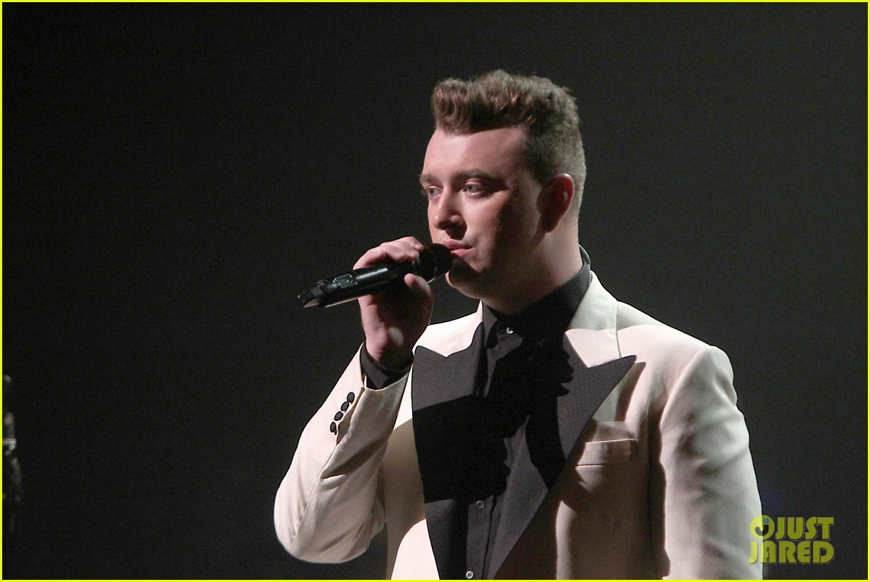 sam smith excited heart broken properly first time 10